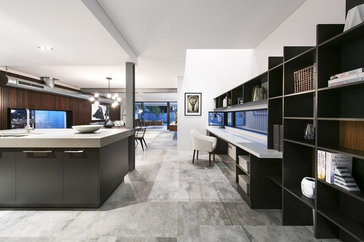 The Tribeca display home by Webb & Brown-Neaves.
