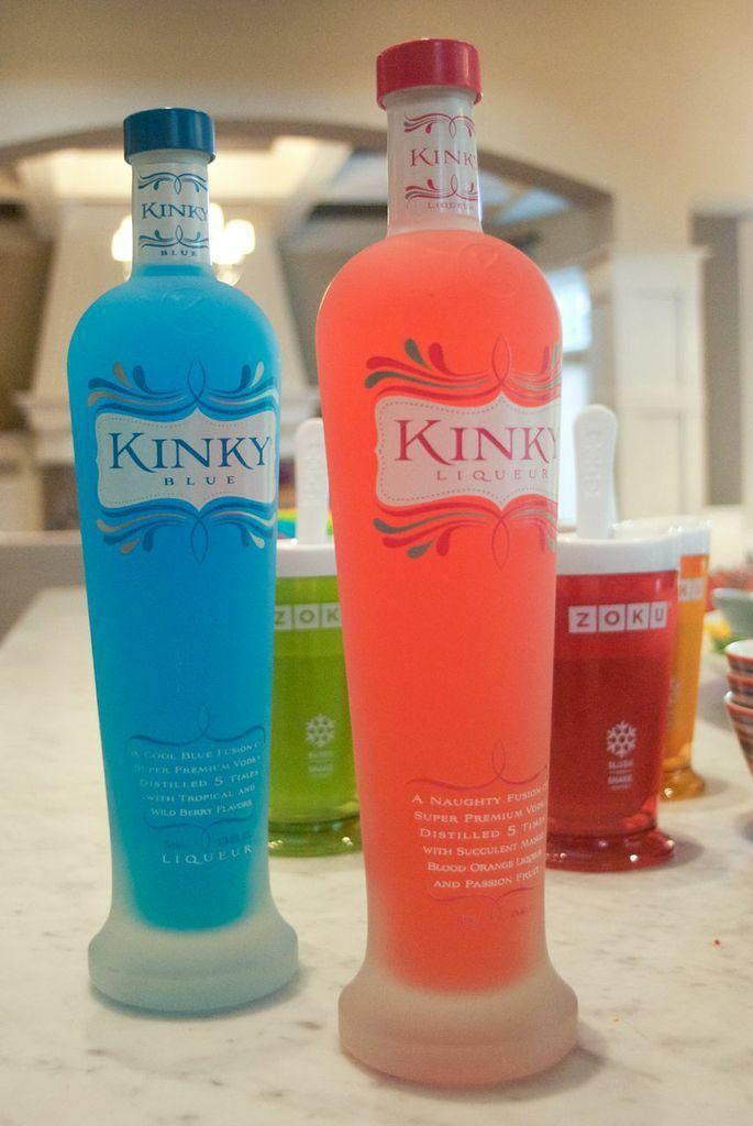 Mix Drinks With Kinky Liqueur