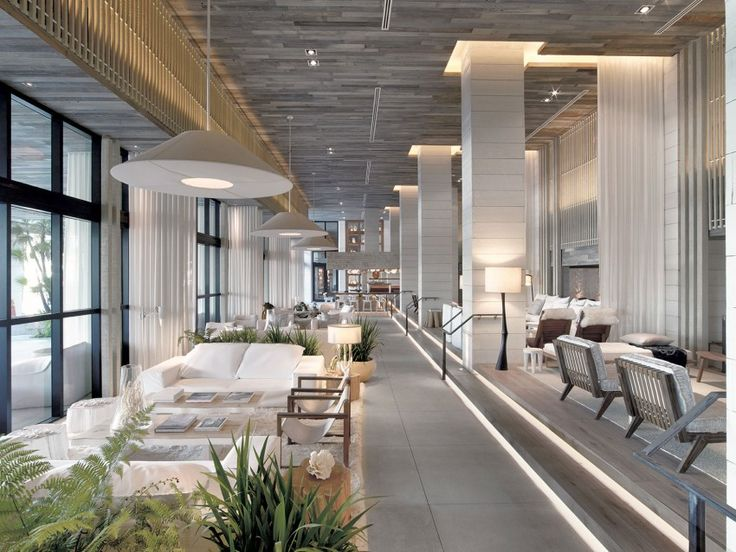 1 Hotel South Beach By Meyer Davis Studio Inc