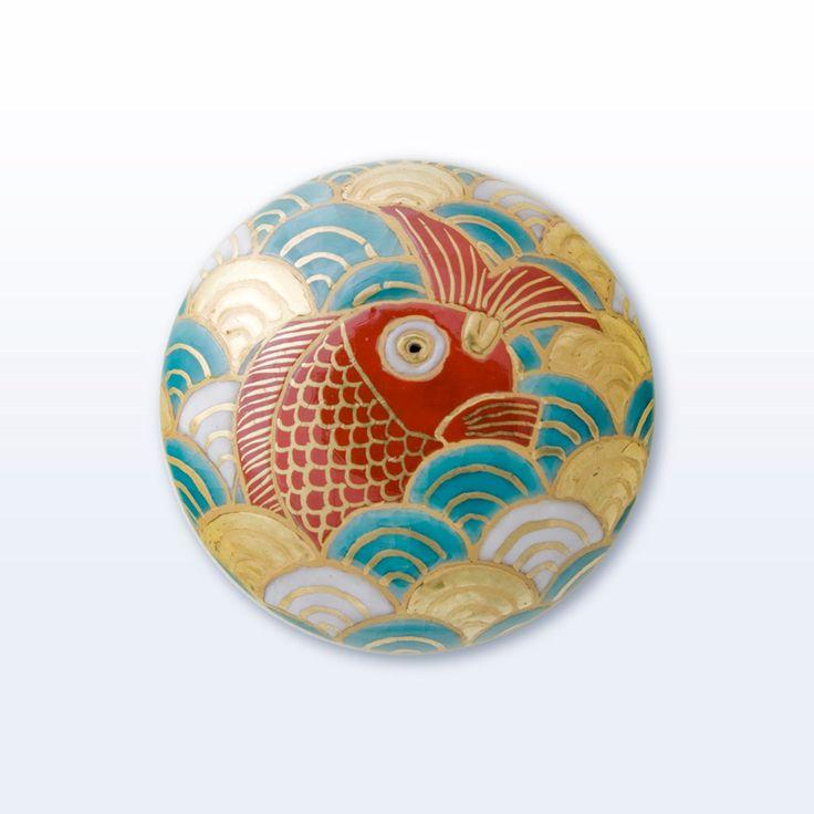 薩摩志史 - 薩摩ボタンから本格的なSATSUMA(薩摩焼)まで
