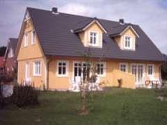 Ferienhaus Kronsgaard: Schwedenhaus PIPPILOTTA Ostsee SAUNA & KAMINOFEN