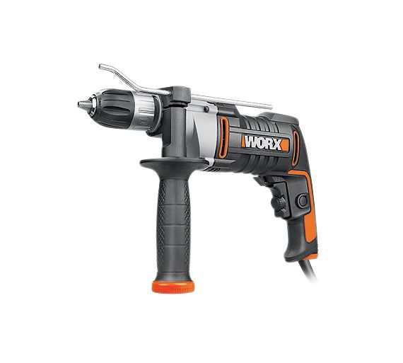 Buy Worx Hammer Drill - 810W at Argos.co.uk - Your Online Shop for Drills, DIY power tools, DIY tools and power tools, Home and garden.