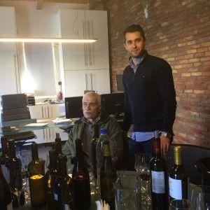 #Nikos_Karavitakis The #Wine Society #Crete