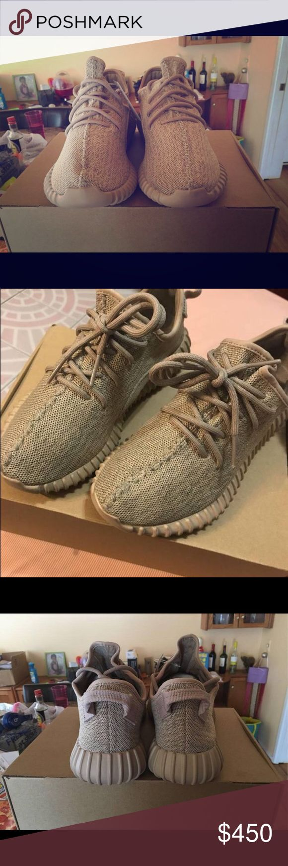 Oxford tan Yeezy ⏩Authentic Yeezys⏪  for Sale / Multiple / All sizes available (WOMAN-MAN) / 4-5 days shipping time (Sometimes arrives in 3days) All shoes 100% authentic - Comes with Original Yeezy 350 Boost V2 Box , Receipt plus more  👟👟👟💲350.00 EACH 👟👟👟👟 Yeezy Shoes Athletic Shoes