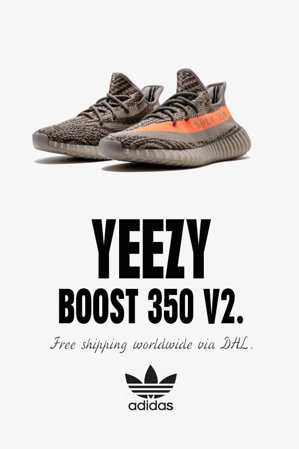 size Adidas Yeezy Boost 350 V2 Beluga