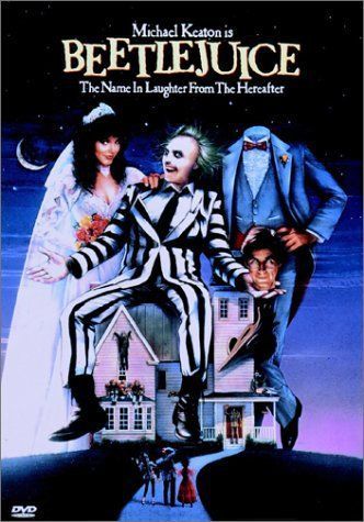 Beetlejuice (PG) Here's a ghoulish movie that is a bit bizarre but totally full…
