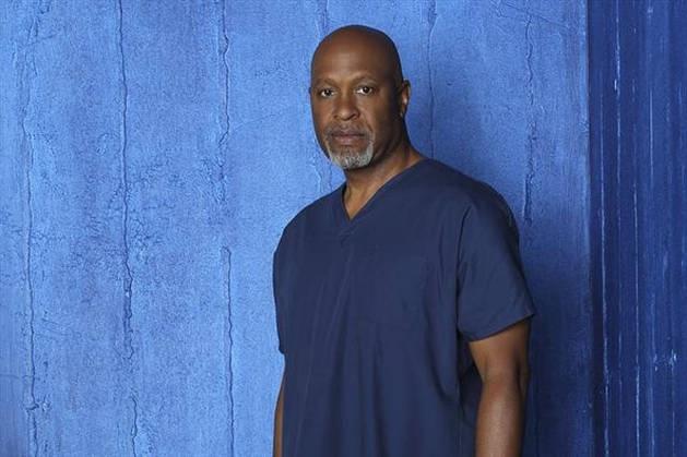 Grey's Anatomy Season 9 Promo Pics: James Pickens Jr. (Richard Webber) Richard Webber (James Pickens Jr.)