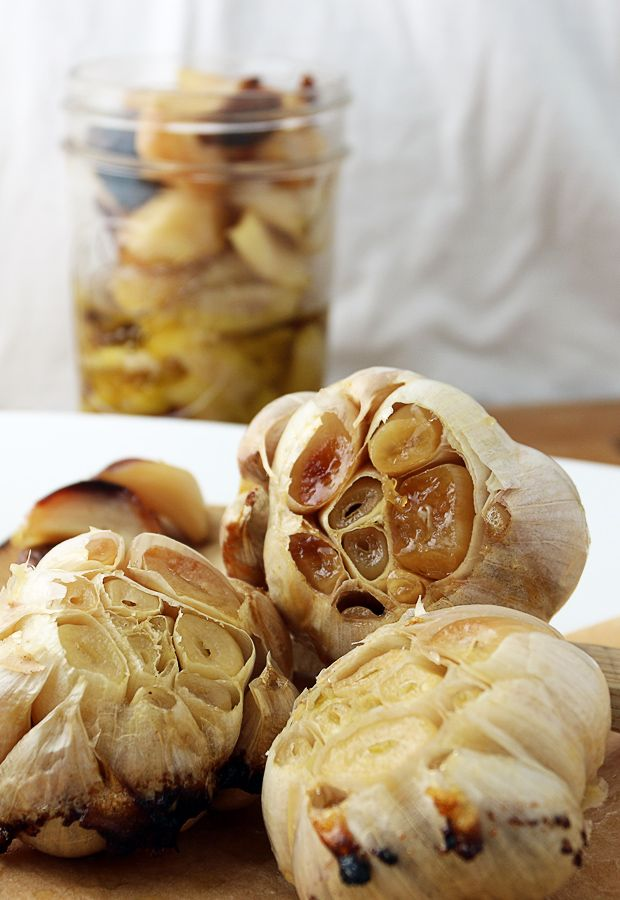 How to make delicious, oven roasted garlic to use in almost any recipe!