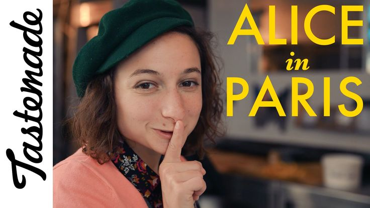 Alice's Lunchtime Secrets | Alice in Paris