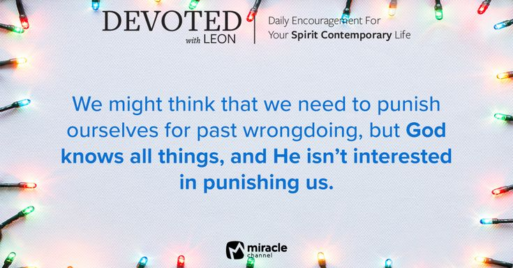 December 22 - Constantly Pouring Out His Love #MiracleChannel #Devoted #December