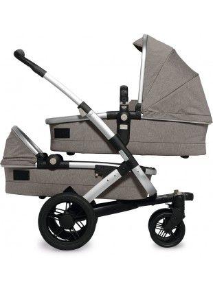 Joolz Geo Studio Graphite Twin Zwillingskinderwagen & Kinderwagen
