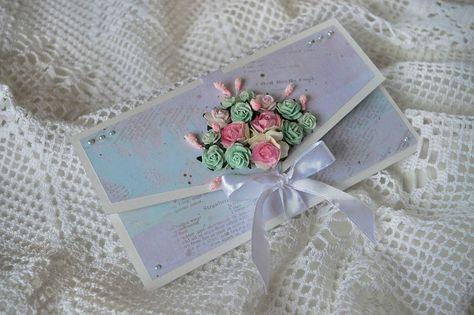 ELIZA • accessories: Как сделать конверт для денег. Мастер-класс + шабл...