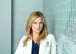Robyn Kelly - ENT Specialist & Head of Surgery (Okay - so it's a bit obvious but I just LOVE Jessica Capshaw and her unrelenting optimism!)