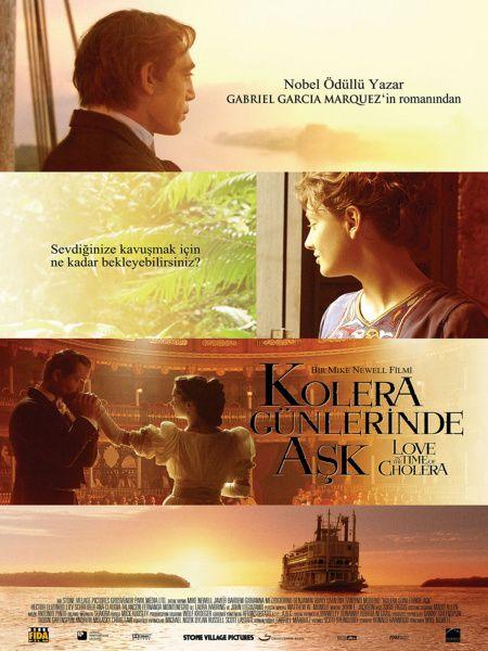 Bir süredir kitaplardan sinemaya uyarlanan filmleri izliyorum. Son izlediğim filmGabriel Garcia Márquez'in romanı olan Kolera Günlerinde Aşk olmuştu. Konusu da ;19. yüzyılın sonları – …