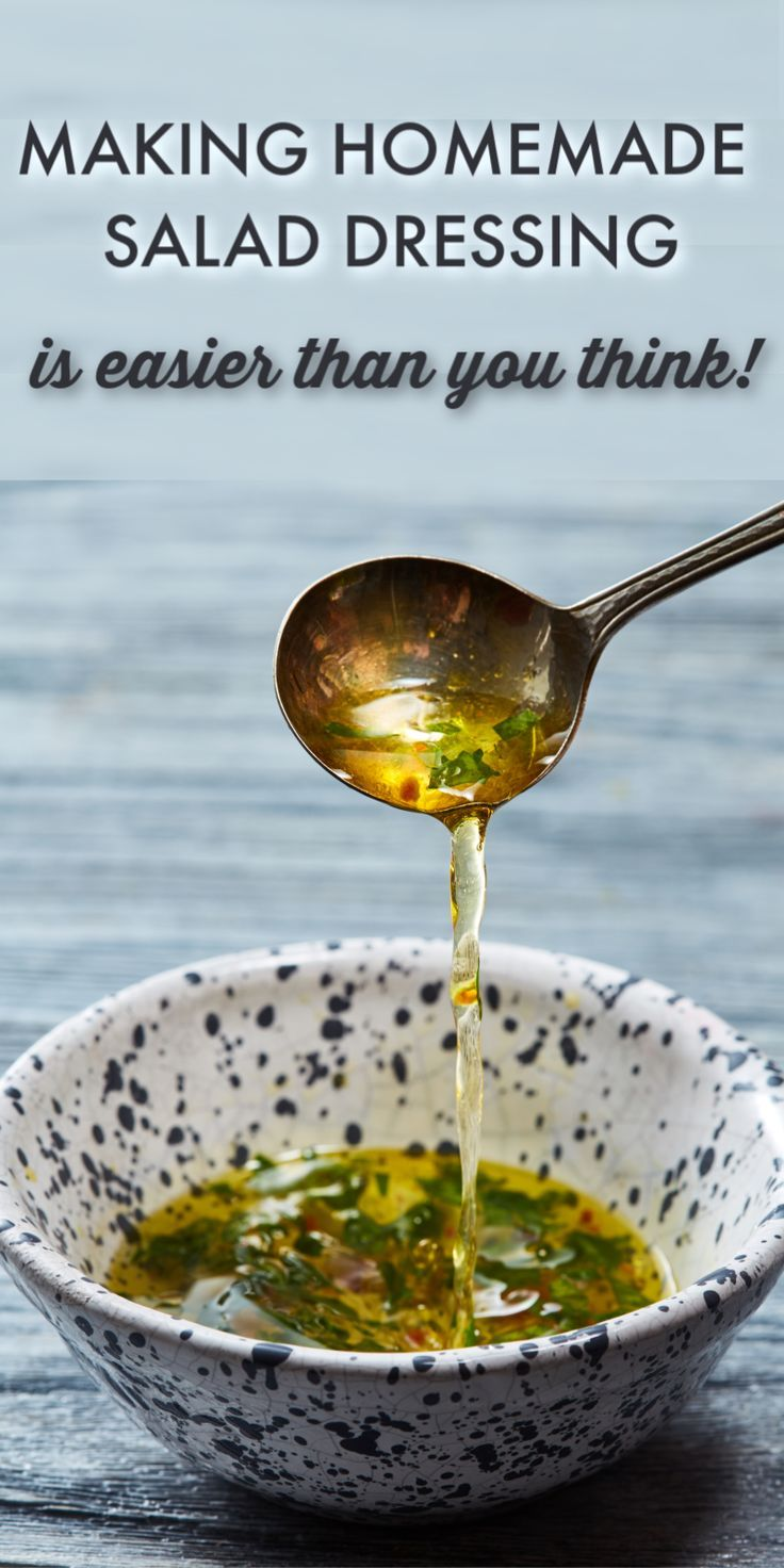 Vinaigrette auf Essig- und Olivenölbasis ist ein leichter, herzhafter …   – Good Eats