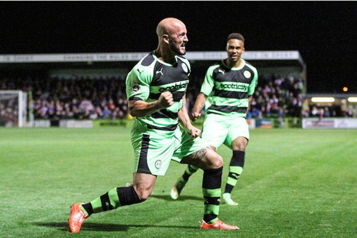 <p>English soccer team Forest Green Rovers has announced their entire club will be going 100 percent plant-based for the sake of animals, the environment, and also the health of their players as well</p>