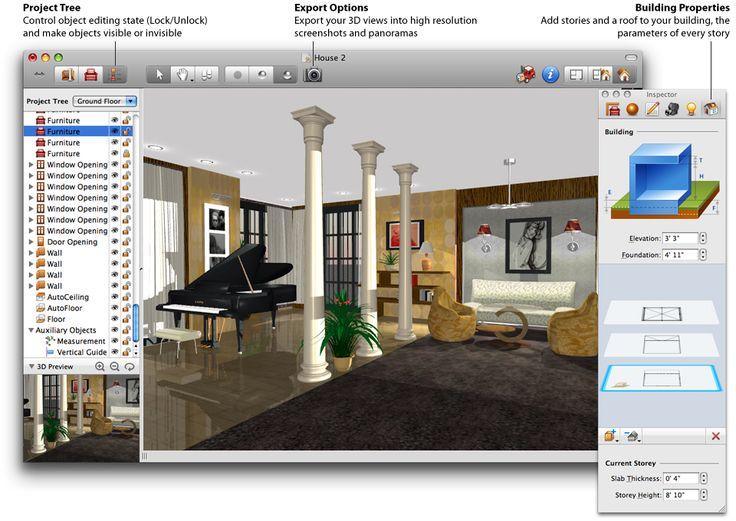 Best 25+ House Design Software Ideas On Pinterest
