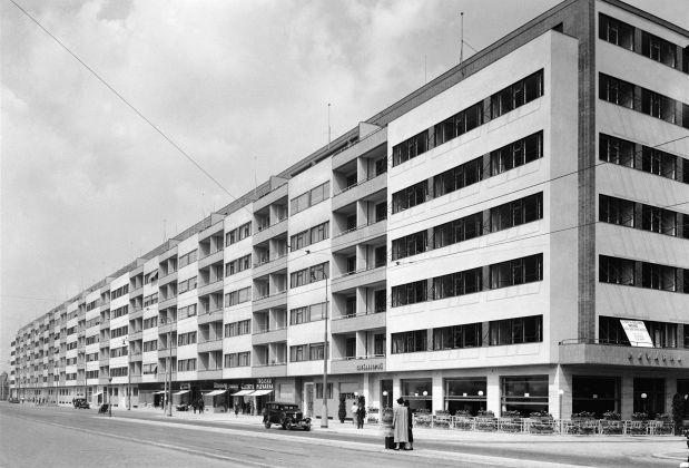 Molochov Apartments, Prague - Letna, 1930s (?)
