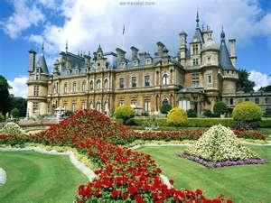 England: Travel Photo, England Travel, Waddesdon Manor, England Castles, Buckingham Palaces, Country House, Waddesdonmanor, English Castles, Downton Abbey