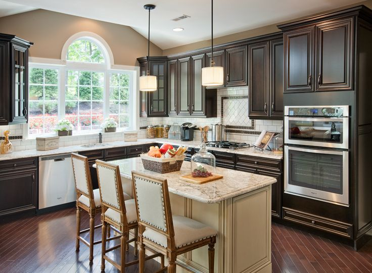 Toll Brothers Columbia Kitchen Pinterest Home For