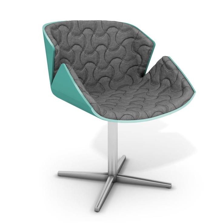 Cadeira Isla - linha Vivant