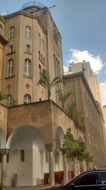 Colégio São Bento/ São Paulo BR 07/2017