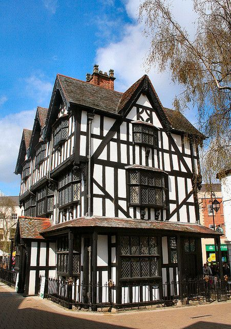 England Travel Inspiration - Timber Framed Museum, Hereford