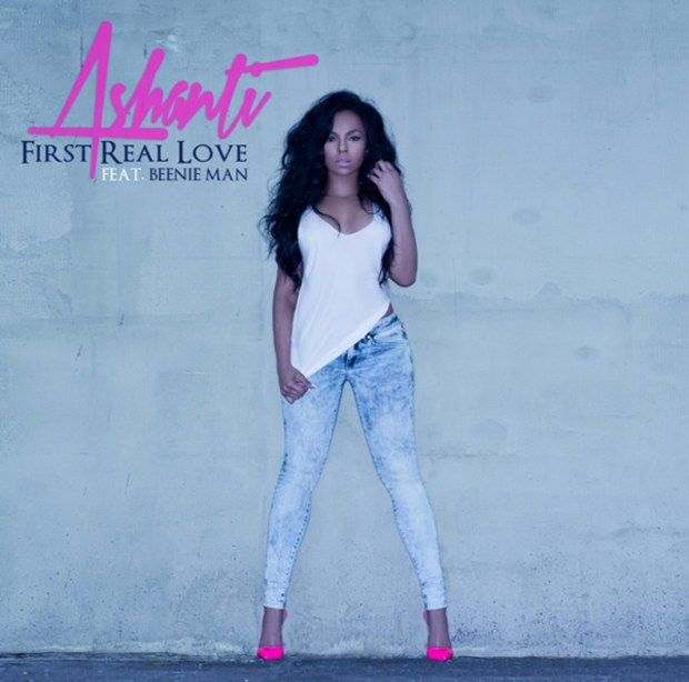 Ashanti - first real love