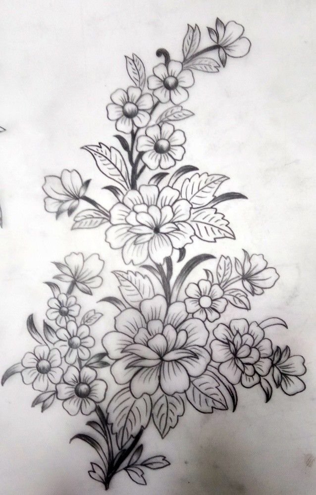 Pintura 1 Flower Drawing Design Floral Embroidery Patterns Hand Embroidery Designs,1920s Interior Design Australia