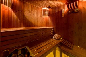 Hotel@&SPA #That sure is one beautiful sauna and with a view to envy #sauna