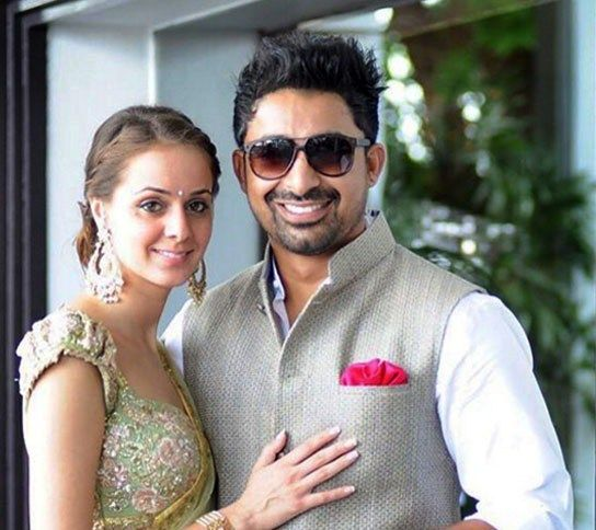 See pics: Rannvijay Singhs Wife Priankas Baby Shower is too adorable!