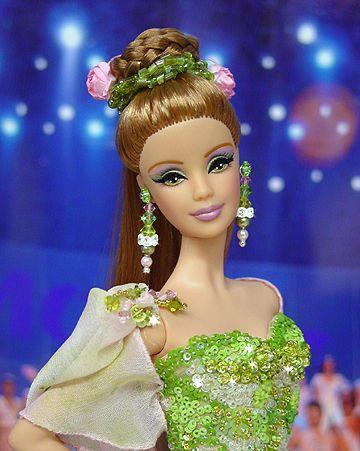 Miss North Dakota Barbie Doll 2007