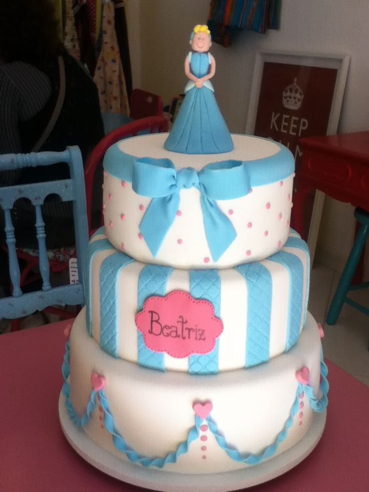 Cake Design Cinderella : Best 25+ Cinderella birthday cakes ideas on Pinterest ...