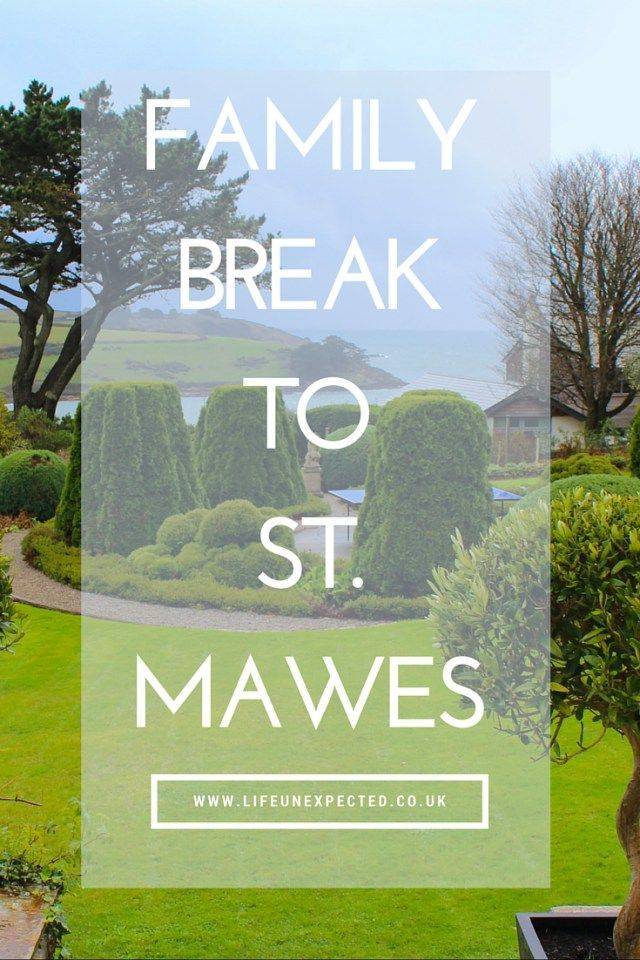 Family Break To St. Mawes with St. Mawes Retreats. A beautiful self-catering house that fits the entire family!