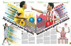 Chivas vs América – Diana Estefanía Rubio