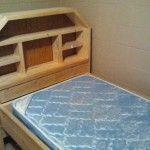 Homemade Bed Frames for Your House: homemade bed frames 2012