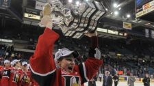 Halifax Mooseheads arrive home to hero's welcome