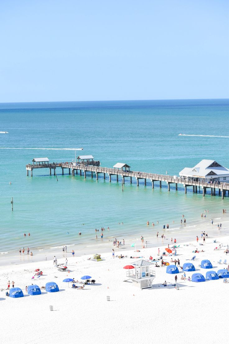 Pier 60 in Clearwater, Florida