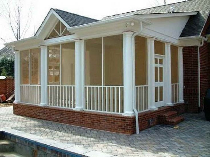 Screen porch designs related post from screened porch plans ideas ideas for the house Screened porch plans designs