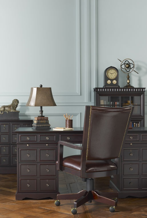 Love this office furniture by Bombay Co.
