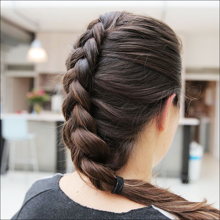Braided Hairstyles »Best Ideas & Best Tutorials | Stylight | Hairstyles women #styles #frisurentrends #styles #frisurenkurz #frisuridee …