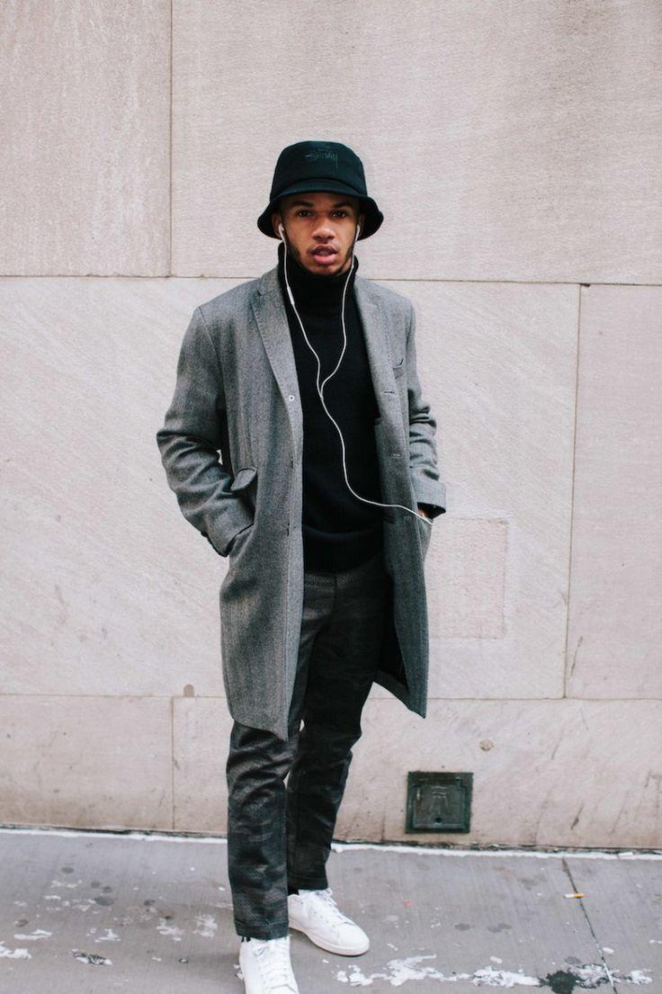 Streetwear NYFW Urban Photo