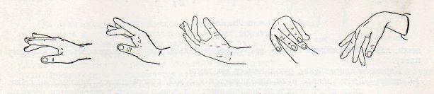 вращение кистей рук - Поиск в Google
