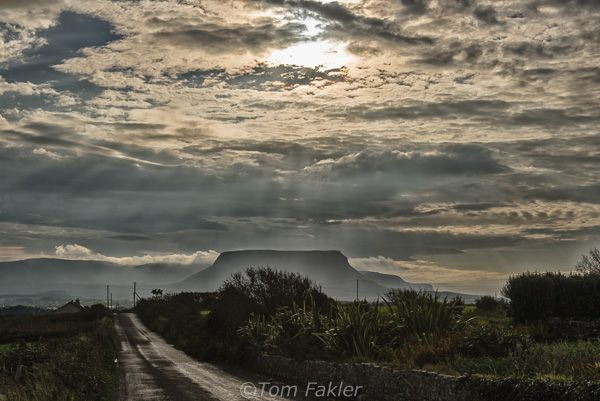 Sligo is rich in history, prehistory and mythology, with ancient burial places and cairns, and Benbulben, the setting of Celtic legends.