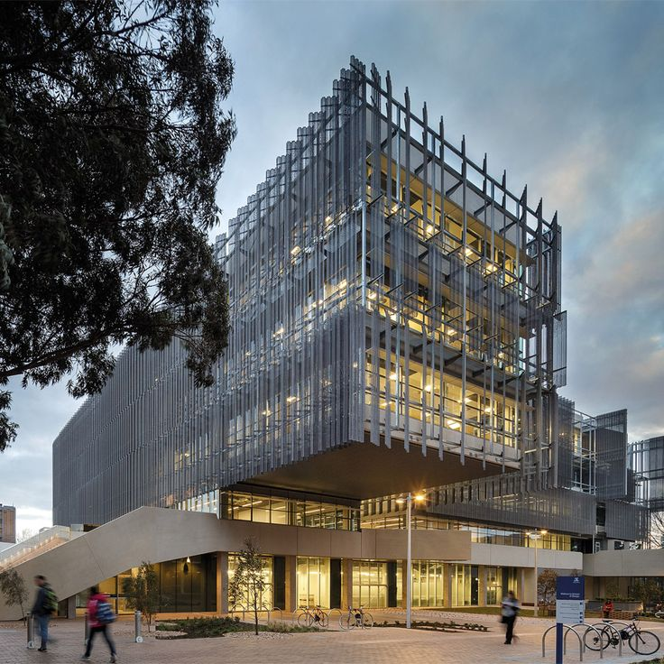 Melbourne School of Design, The University of Melbourne by John Wardle Architects & NADAAA in collaboration (Vic)