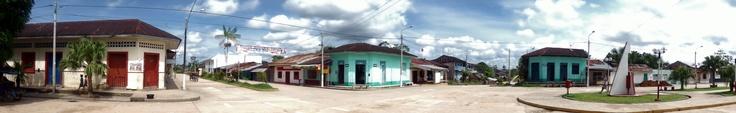 Town of Tamshiyacu