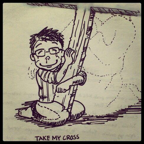Take My Cross