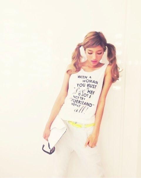 今日のファッション(^з^)-♪ の画像|ローラ Official Blog Powered by Ameba