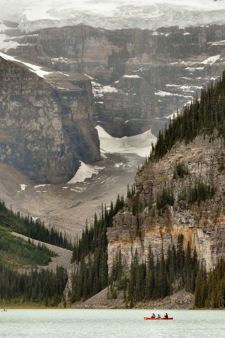 Lake Louise, Banff National Park, Alberta, Canada: Canoeing, Favorite Places, Kayaks, Alberta Canada, Boats, Travel, Lakes Louise, Natural, Banff National Parks