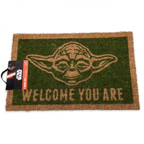 Star Wars Yoda Coir Doormat - GeekCore.co.uk